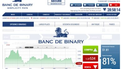 Photo of Revisión de Banc de Binary – ¿Es una Estafa o es seguro? Opiniones