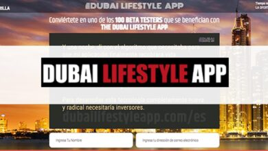 Photo of Revisión Dubai Lifestyle App- ¿Es una estafa o es seguro? Opiniones