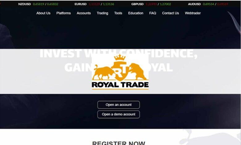 Royal Trade