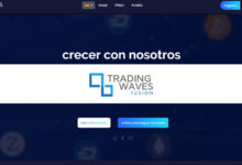 Photo of Revisión Trading  Waves – ¿Es una Estafa o es seguro? Opiniones