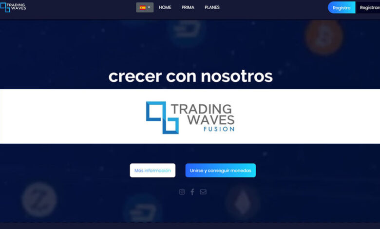 Trading Waves