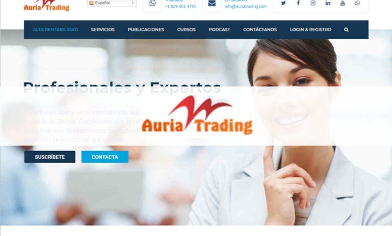 auria trading
