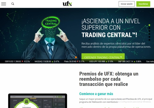 reseña ufx