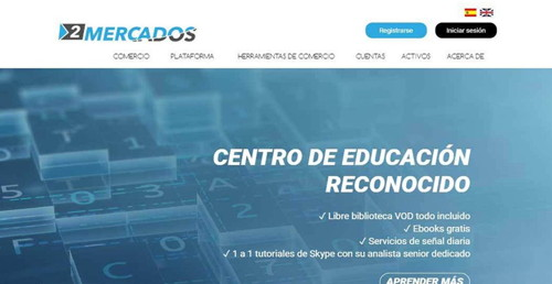 2mercados pagina web
