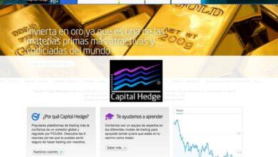 Capital Hedge Management