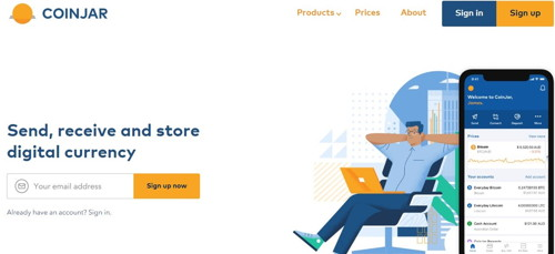 Coinjar pagina web