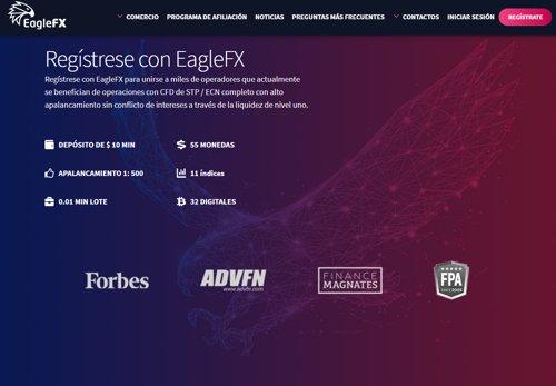 EagleFX revision