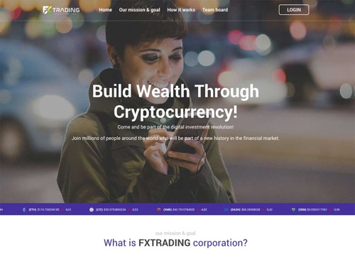 FX Trading Corporation revision