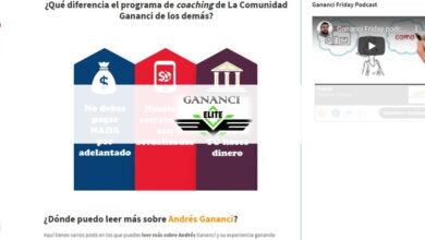 Photo of Revisión Gananci Elite – ¿Es una Estafa o es seguro? Opiniones