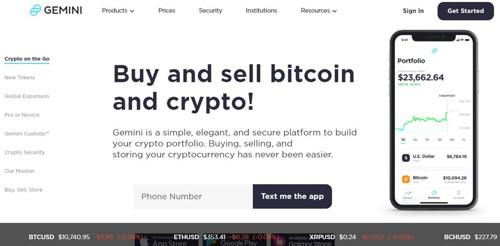 Gemini pagina web