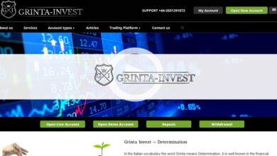 Photo of Revisión Grinta Invest – ¿Es una Estafa o es seguro? Opiniones