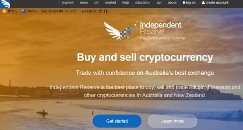 Independent reserve pagina web