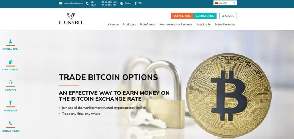 Lionsbit pagina web