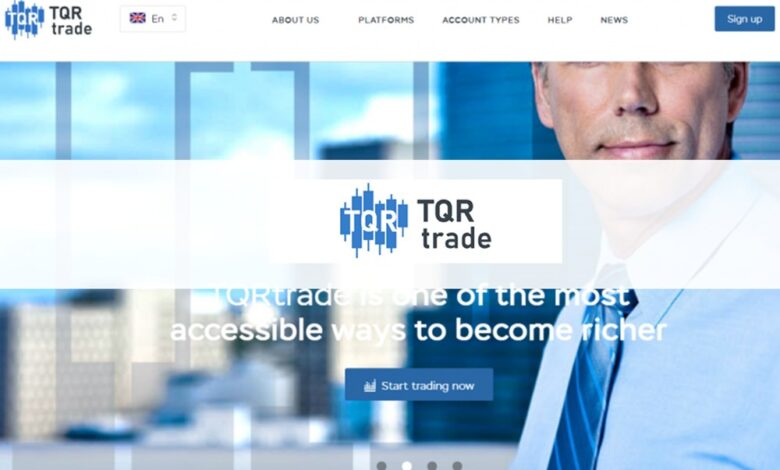 TQR Trade