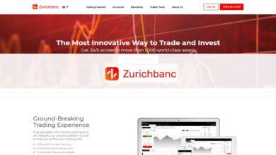 Photo of Revisión ZurichBanc – ¿Es una Estafa o es seguro? Opiniones