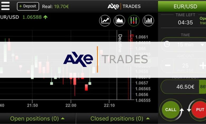 axe trades