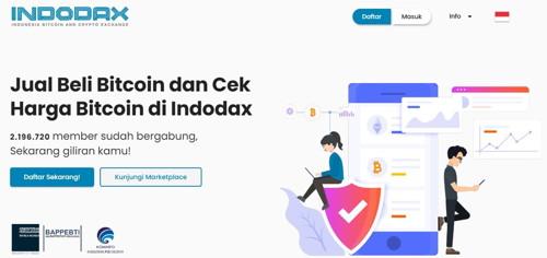 indodax pagina web