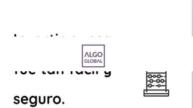 Photo of Revisión Algo Global Ltd – ¿Es una Estafa o es seguro? Opiniones