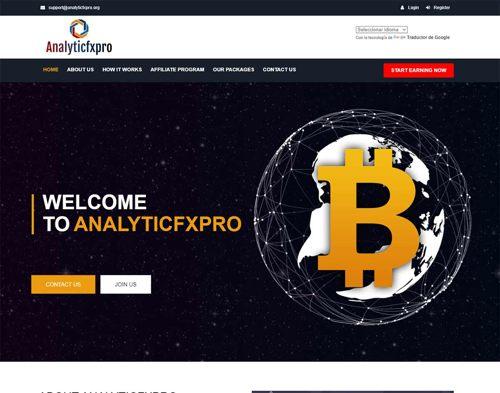Analyticfxpro revisión