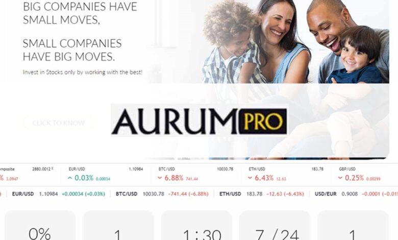 Aurum Pro Finance