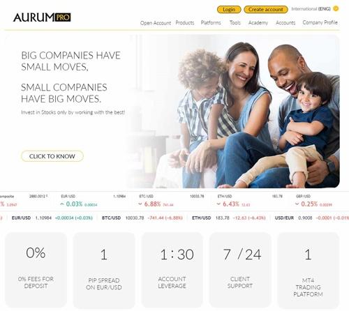 Aurum Pro Finance revision