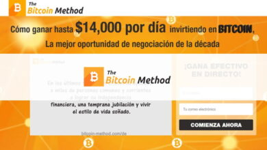 Photo of Revisión BitcoinMethod ¿Es una Estafa o es seguro? Opiniones