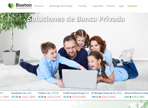 Boston Investments LTD revision