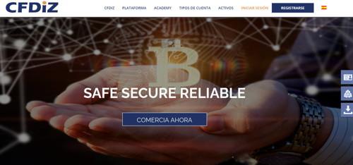 CFDIZ pagina web