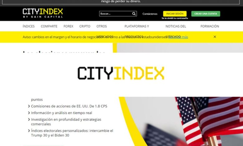 City Index Revision