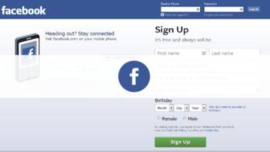 Estafas Facebook