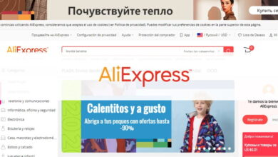 Photo of Revisión estafas en Aliexpress ¿Es una estafa o es seguro? Opiniones