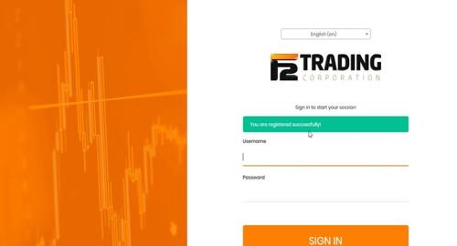 F2 Trading pagina web