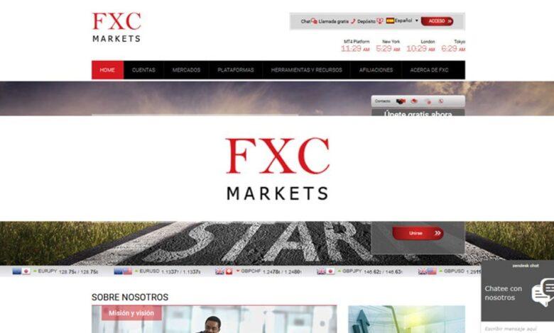 FXC Markets