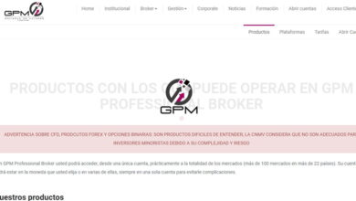 GPM Professional Broker