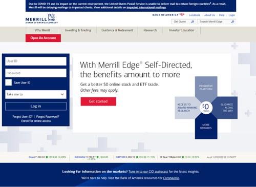 Merrill Edge revision