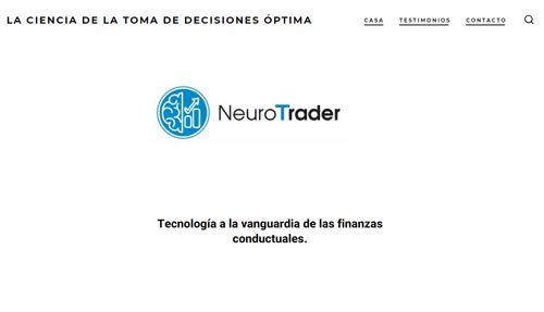 Neuro Trader revision