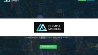 Photo of Revisión Olympia Markets ¿Es una estafa o es seguro? Opiniones