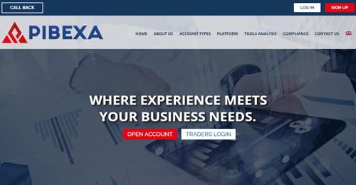 Pibexa pagina web