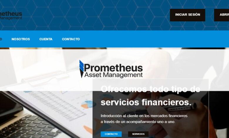 Prometheus Asset Management