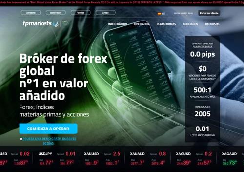 Revisión FP Markets