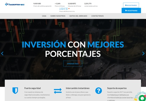 TradeOption-max revision