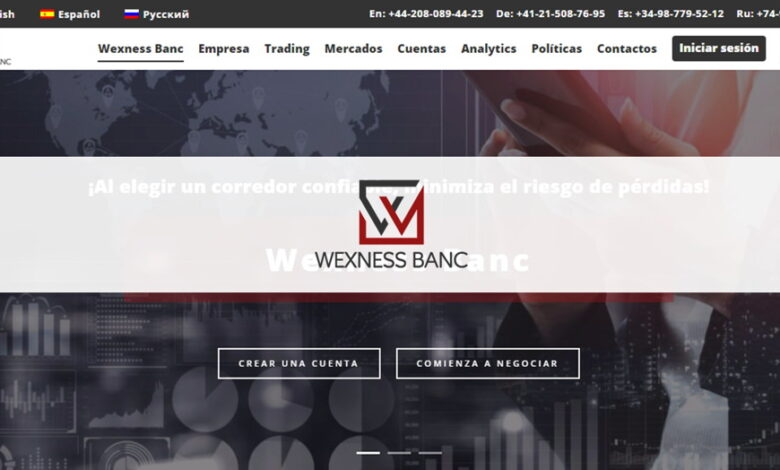 Wexness Banc