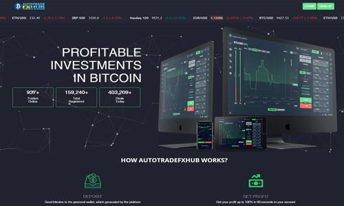 Autotradefxhub pagina web