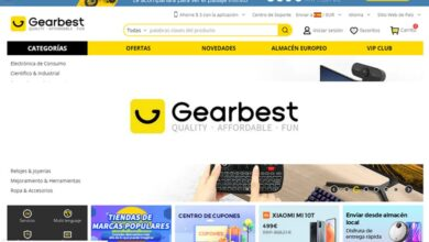 Photo of Revisión Estafas en GearBest ¿Es una estafa o es seguro? Opiniones