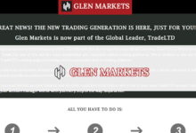 Photo of Revisión Glen Markets – ¿Es una Estafa o es seguro? Opiniones