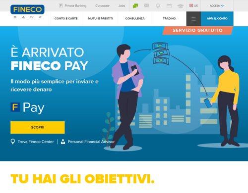 Fineco Bank revision