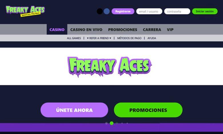Freaky Aces