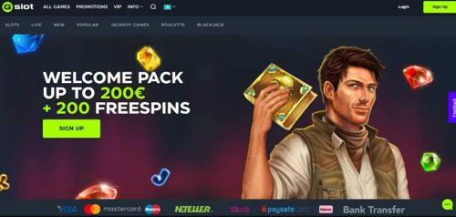 Gslot Casino revision