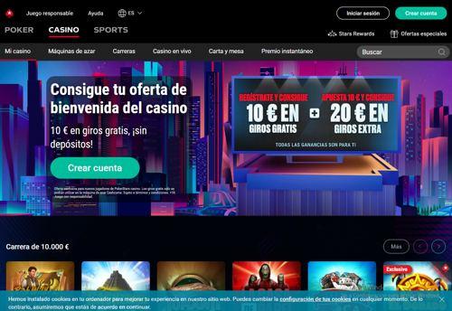 PokerStars Casino revision