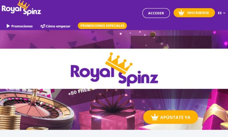 Royal Spinz